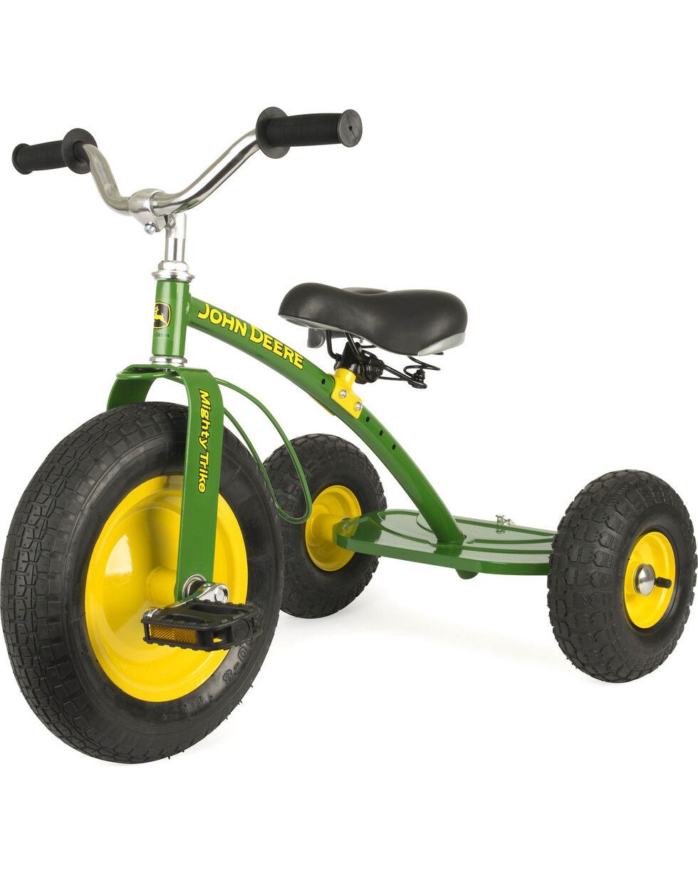 John Deere Mighty Trike 2.0, Green, hi-res