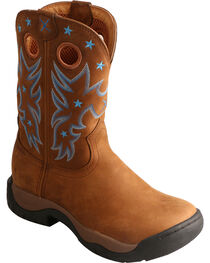 Twisted X Women's Waterproof All Around Western Boots, , hi-res