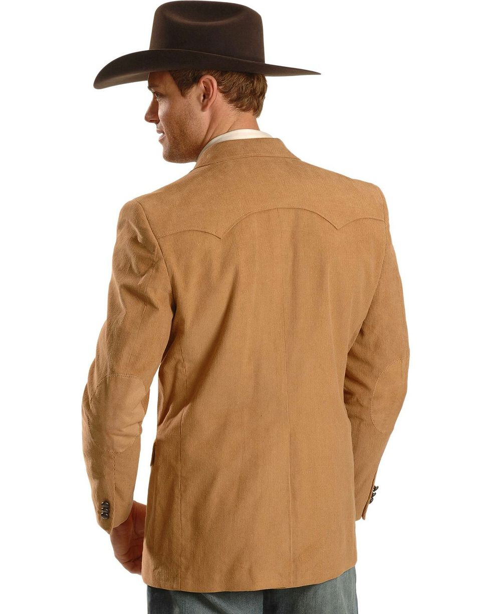 Circle S Corduroy Sport Coat - Short, Reg, Tall, Camel, hi-res