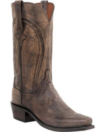 Lucchese Clint Heirloom Mad Dog Goat Boots- Snip Toe, , hi-res