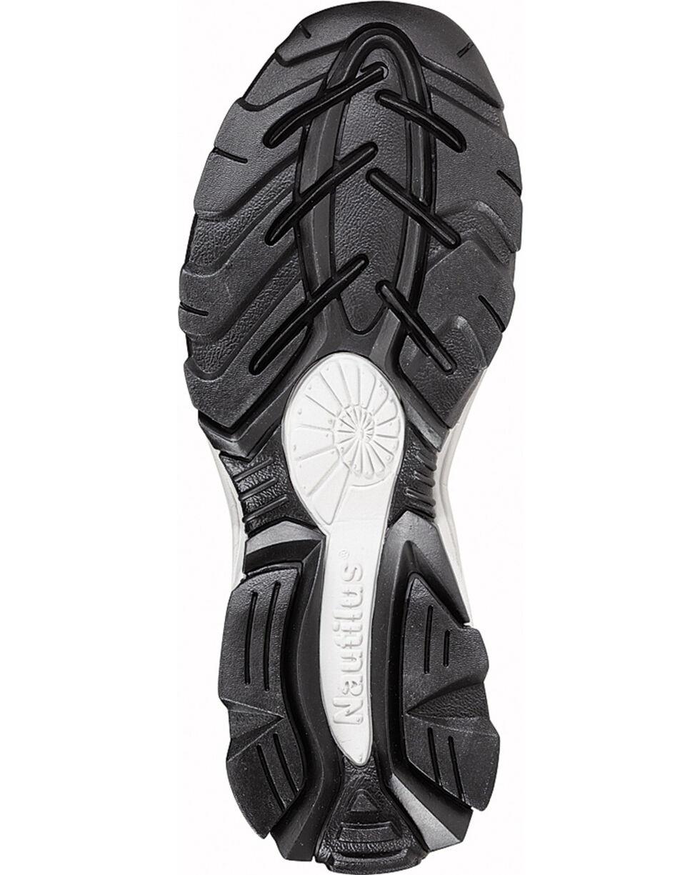 Nautilus Women's Steel Toe ESD Athletic Work Shoes, Blue, hi-res