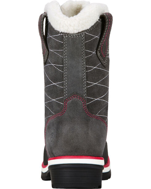 Ariat Women's Whirlwind Cozy H2O Boots, Pewter, hi-res