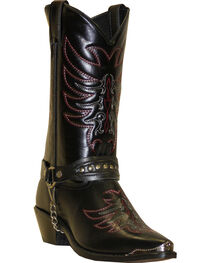 """Sage Boots by Abilene Men's 12"""" Scorpion Western Boots, , hi-res"""