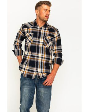 Levi's Men's Tuscaloosa Plaid Button Down Shirt, Olive, hi-res