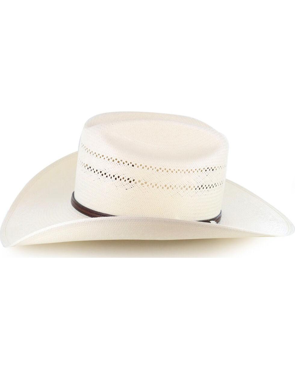 George Strait By Resistol 10x Straw Hat , Natural, hi-res