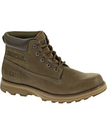 CAT Men's Founder Casual Work Boots, , hi-res