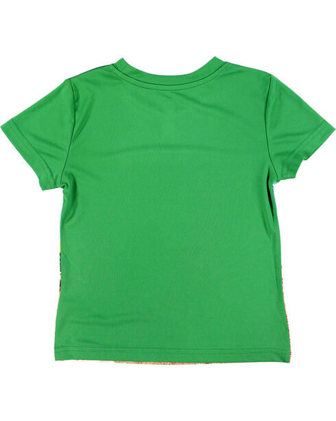 John Deere Toddler Boys' Tractor T-Shirt, Green, hi-res