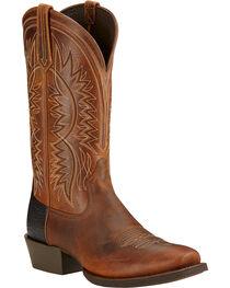 Ariat Men's Troubadour Performance Western Boots, , hi-res