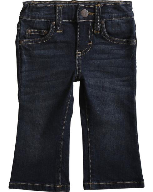 Wrangler Toddler Boys' Dark Wash Jeans , Indigo, hi-res