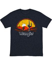 Wrangler Boys' Western Sunset T-Shirt , , hi-res