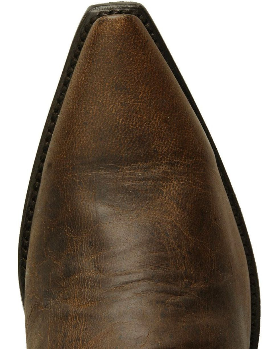 Dan Post Women's Maria Western Boots, Bay Brown, hi-res