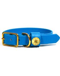 SouthLife Supply Hunter Blue Waterproof Dog Collar, , hi-res