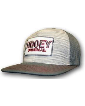 """HOOey Men's """"Original"""" Ball Cap, Grey, hi-res"""