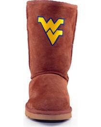 Gameday Boots Women's West Virginia University Lambskin Boots, , hi-res