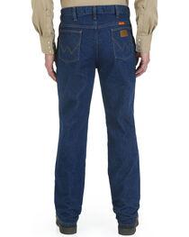Wrangler Men's Indigo FR Slim Fit Jeans - Straight Leg , , hi-res