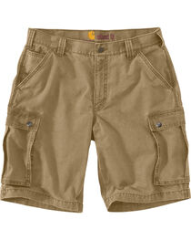 Carhartt Men's Rugged Cargo Shorts, , hi-res