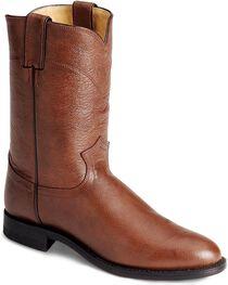 """Justin Men's 10"""" Corona Roper Boots, , hi-res"""