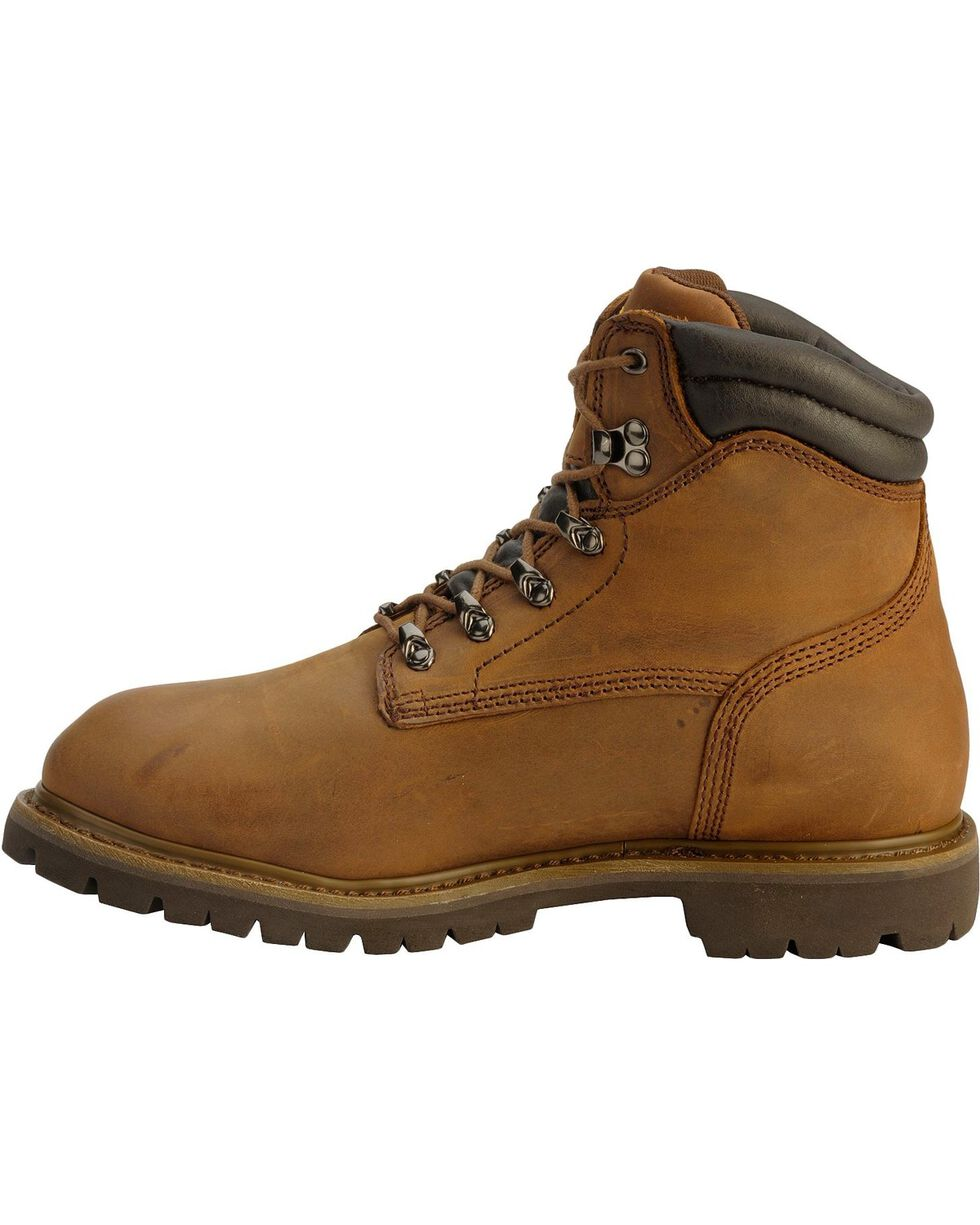 """Chippewa Men's Insulated Composite Toe 6"""" Waterproof Work Boots, Bark, hi-res"""