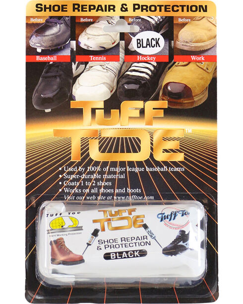 Tuff Toe Black Pro Liquid Footwear Protection, Black, hi-res