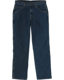 Wrangler Men's Flame Resistant Advanced Comfort Jeans, , hi-res