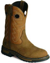 Rocky Men's Branson Waterproof Western Work Boots, , hi-res
