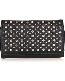 Accessories Plus Women's Rhinestone Wallet , , hi-res