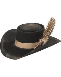 Stetson Men's Black Legendary Timberline Hat , , hi-res