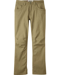 Mountain Khakis Men's Beige Camber 104 Hybrid Pants , , hi-res