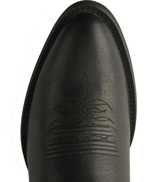 """Justin Men's 13"""" Stampede Western Boots, Black, hi-res"""
