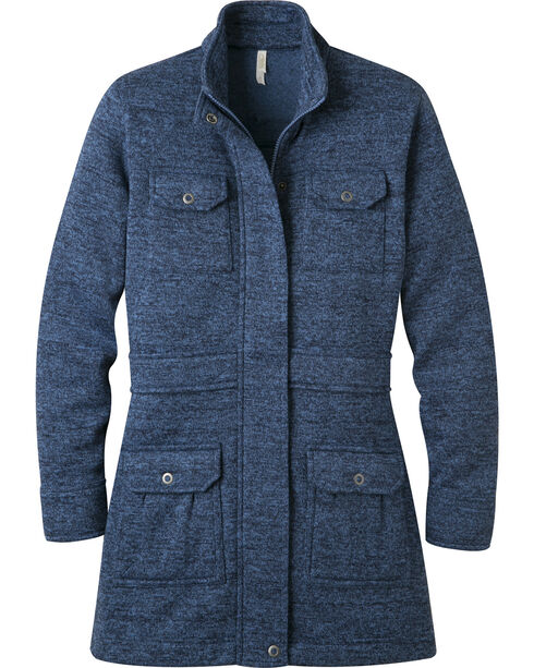 Mountain Khakis Women's Old Faithful Coat, Blue, hi-res