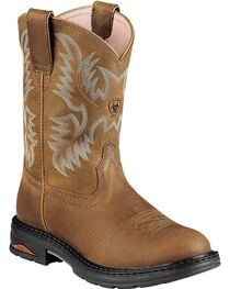 Ariat Women's Tracey Composite Toe Work Boots, , hi-res