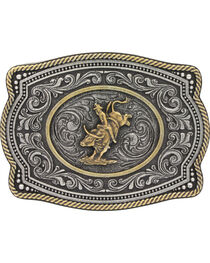 Montana Silversmiths  Bull Rider  Buckle, , hi-res