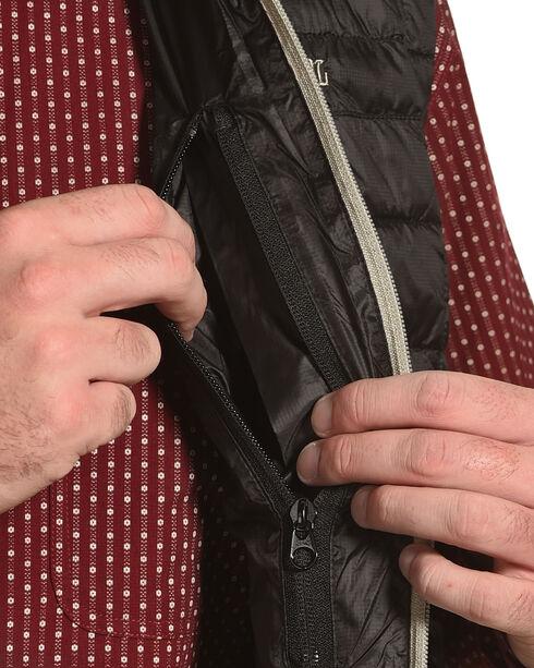 Resistol Men's Black PrimaLoft Vest, Black, hi-res