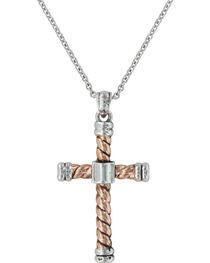 Montana Silversmiths Faith Is An Open Book Necklace, , hi-res