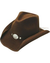 Stetson Hollywood Drive Shapeable Wool Hat, , hi-res