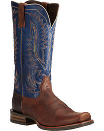Ariat Men's Palo Duro Western Boots, , hi-res