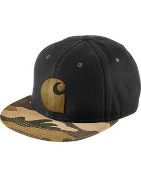 Carhartt Men's Army Camo Ball Cap, Beige/khaki, hi-res