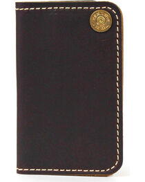 SouthLife Supply Men's Jackson Plum Multi Pocket Wallet, , hi-res
