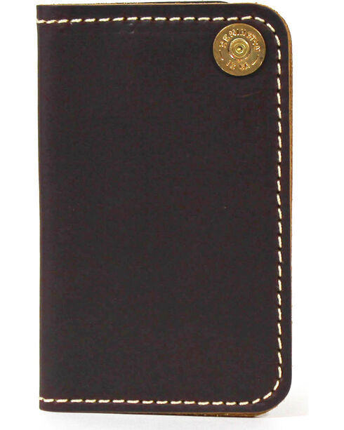 SouthLife Supply Men's Jackson Plum Multi Pocket Wallet, Dark Brown, hi-res