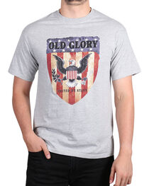 Fencepost Men's Old Glory T-Shirt, , hi-res