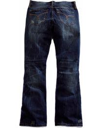 Tin Haul Men's Jagger Fit 2 Deco Stitch Bootcut Jeans, , hi-res