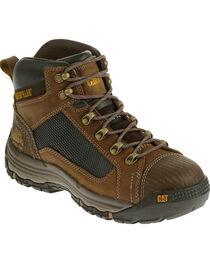 CAT Men's Convex Mid Steel Toe Work Shoes, , hi-res