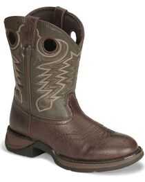 Durango Kid's Rebel Western Boots, , hi-res