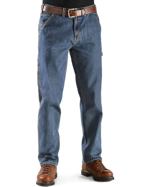 Wolverine Men's Carpenter Jeans, Denim, hi-res