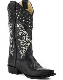 Stetson Women's Big Lila Western Boots, , hi-res