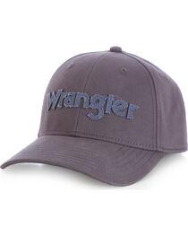 Wrangler Men's Distressed Stretch Fit Cap, , hi-res