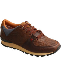 Twisted X Women's Western Athleisure Basketweave Shoes, , hi-res