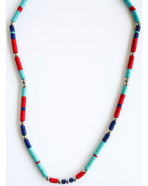 West & Co. Women's Single Strand Beaded Necklace, , hi-res
