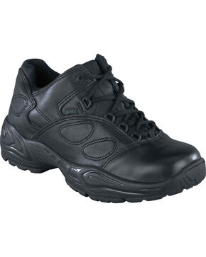 Reebok Women's Postal Express Work Shoes - USPS Approved, Black, hi-res