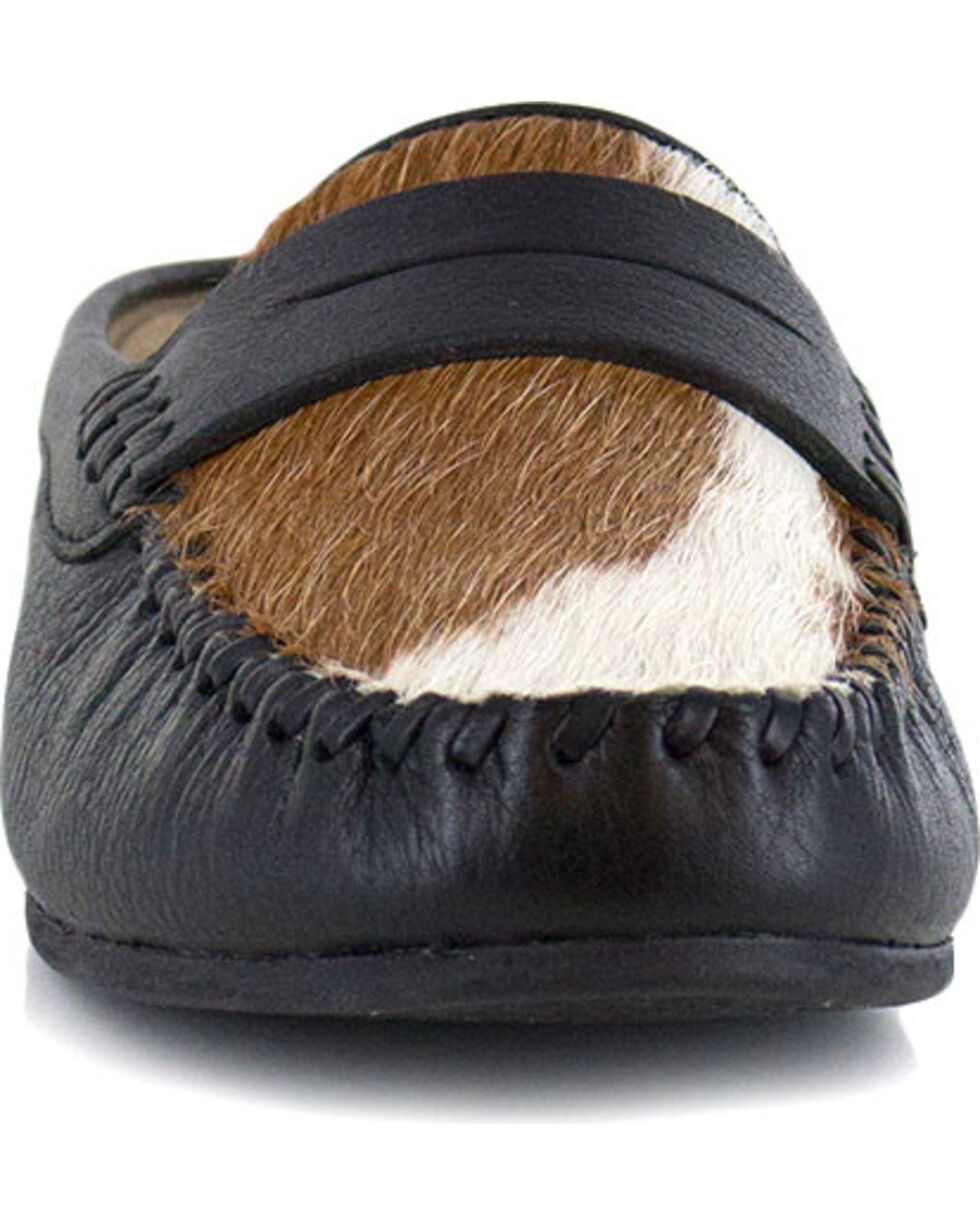 Uwezo Women's Cowhide Mule Loafer, Multi, hi-res